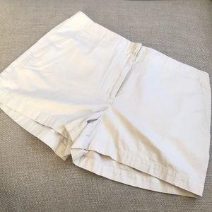 Armani Exchange Women's Beige Shorts Size 8